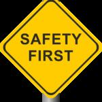 Darbo saugos pakeitimai - sauga svarbiausia