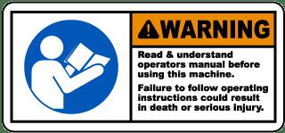 Darbo saugos instrukcijos